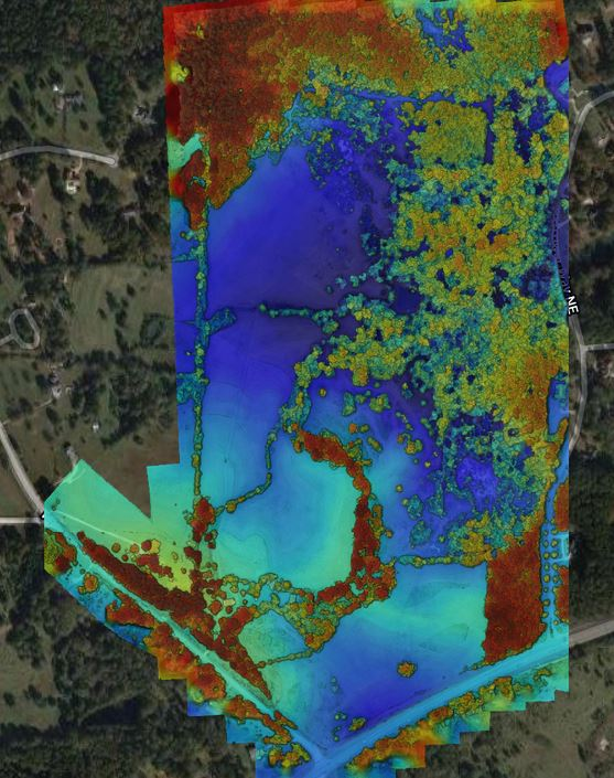 Digital Elevation Mapping